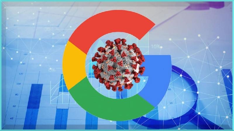Como os dados de pesquisa do Google podem prever surtos de COVID-19