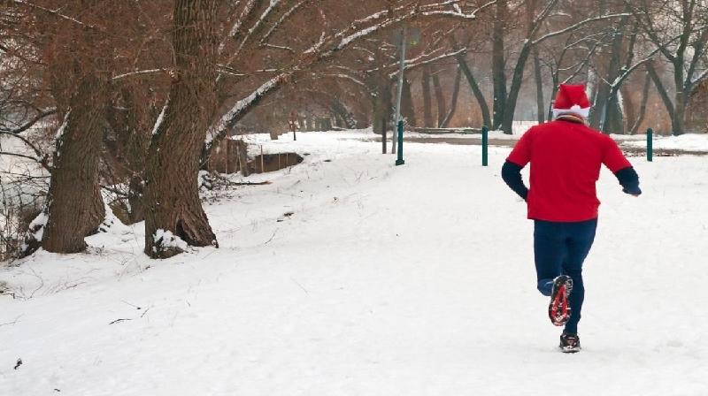 Como se manter saudável no dia de Natal