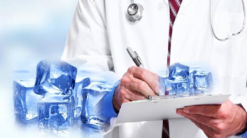 Curiosidades da História Médica: A polêmica do uso do frio como tratamento