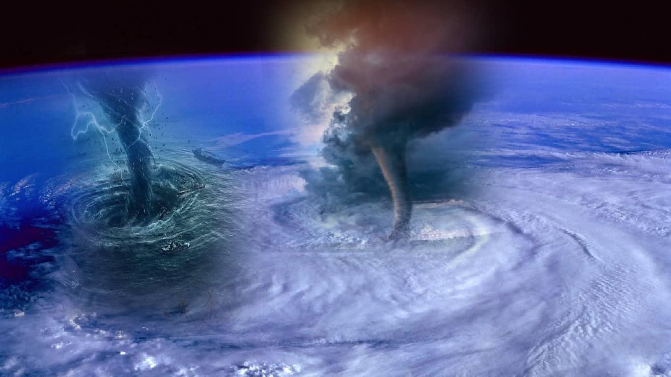 Dados de longo prazo mostram que os furacões estão ficando mais fortes