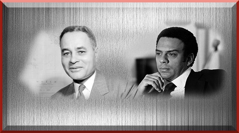 De um pioneiro do anti-racismo a outro: Andrew Young lembra de Ralph Bunche
