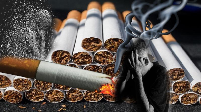 Depressão pode estar aumentando entre as pessoas que costumavam fumar