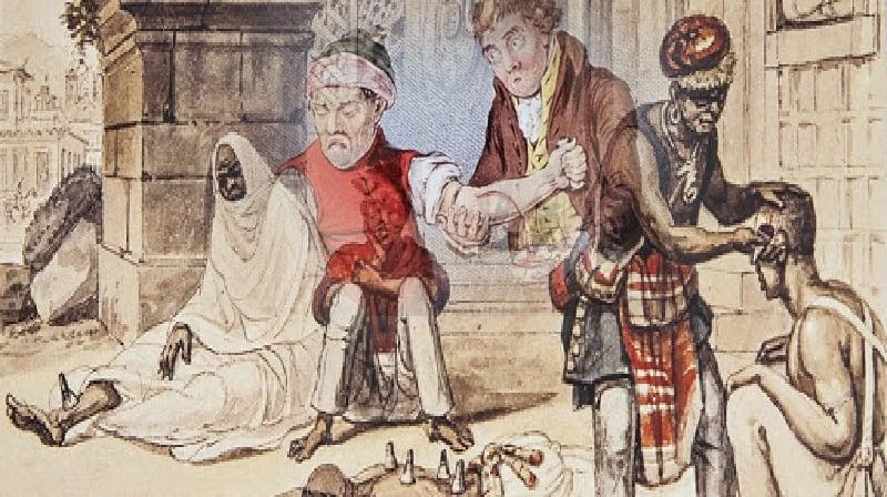 Derramamento de sangue: por que os médicos costumavam sangrar seus pacientes para cuidar da saúde