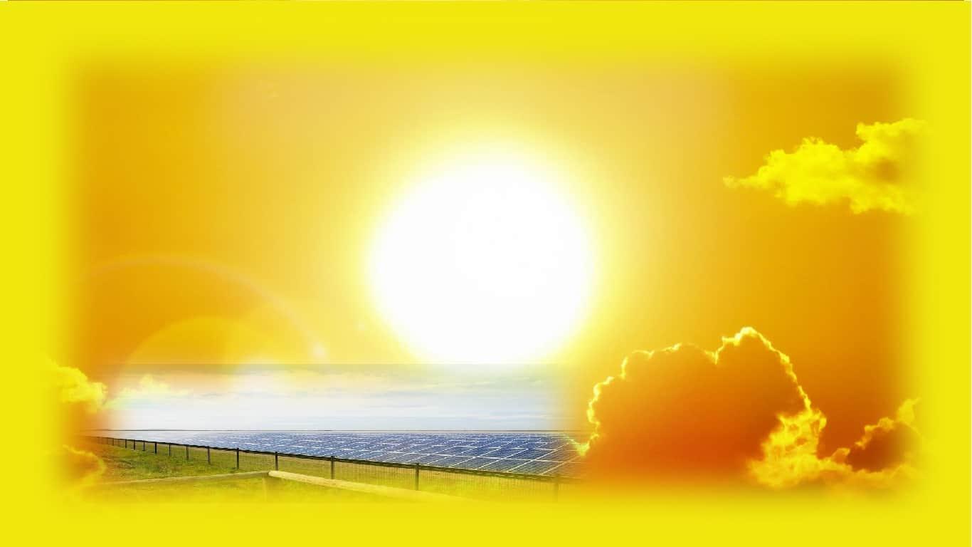 Desssalinização simples da água com energia solar