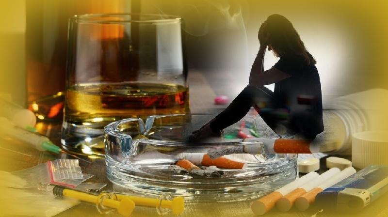 Dia Internacional contra o Abuso e o Tráfico Ilícito de drogas...