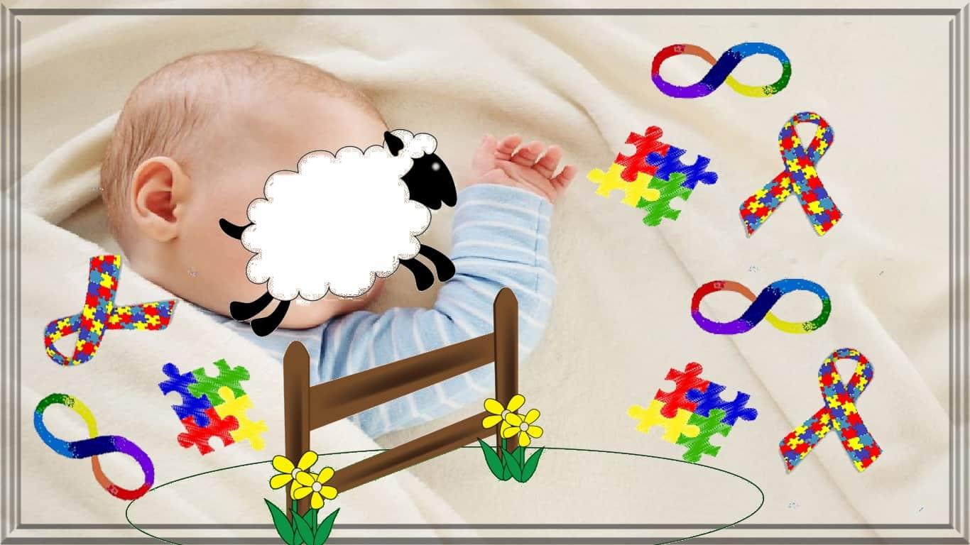 Dificuldades do sono relacionadas ao desenvolvimento cerebral alterado em bebês...