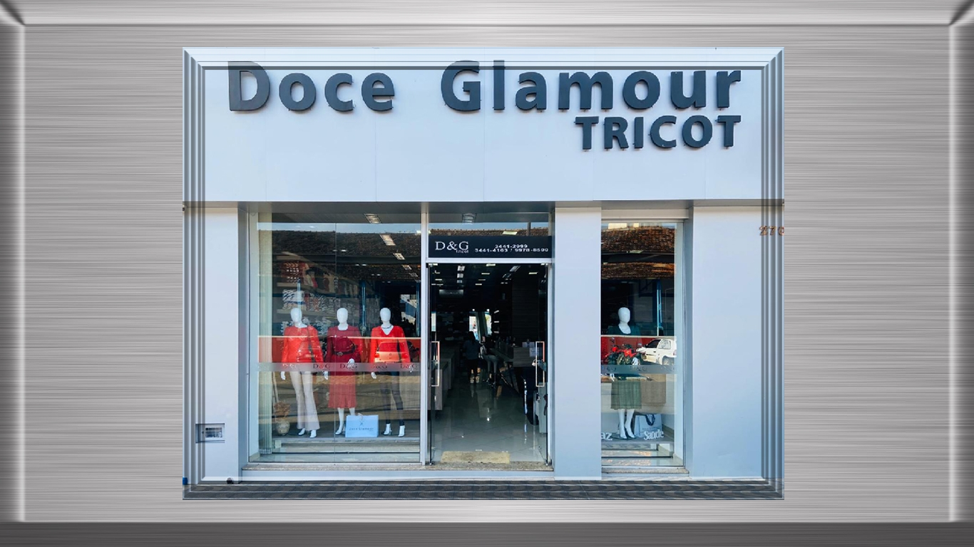 Doce Glamour Tricot