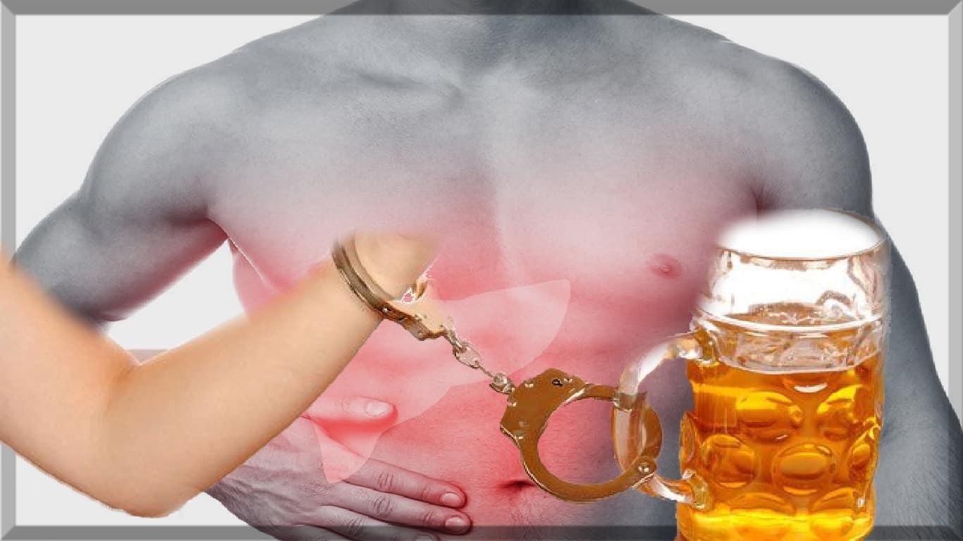 Doença hepática relacionada ao álcool: novos alvos de drogas encontrados