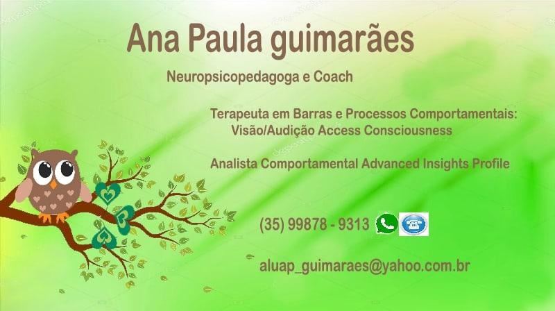 Dra. Ana Paula Guimarães