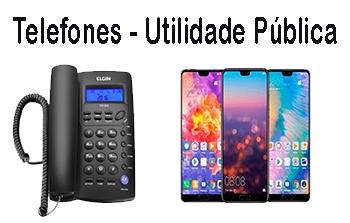 Emergências - Telefones Úteis