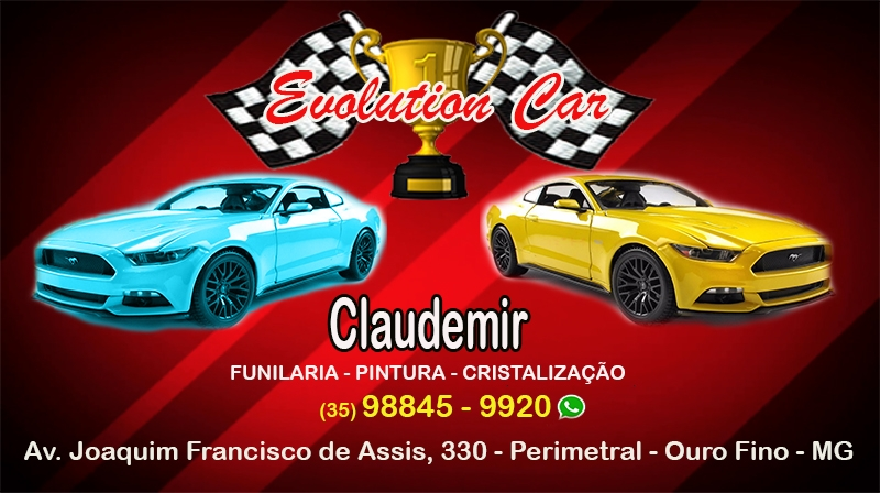 Evolution Car - Claudemir -