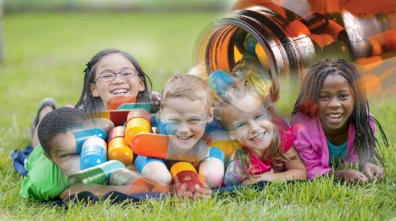 Exposição a antibióticos em crianças menores de 2 anos associada a condições crônicas