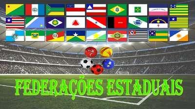 Federações Estaduais de Futebol