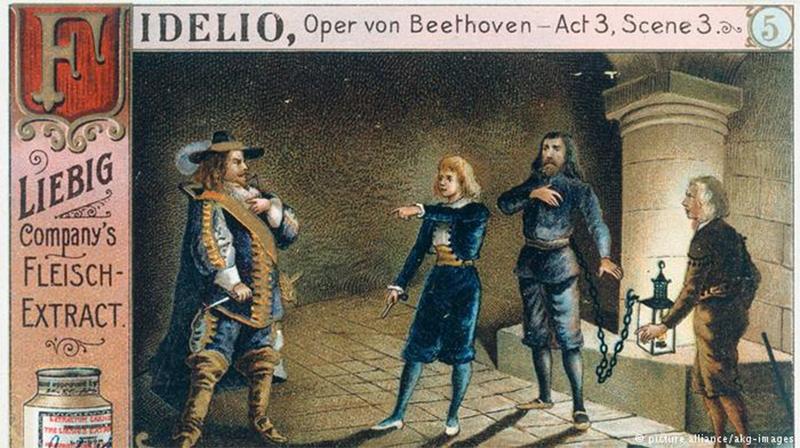 A única ópera de Beethoven