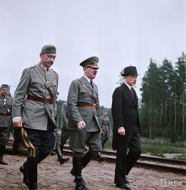 Adolf Hitler. 1942