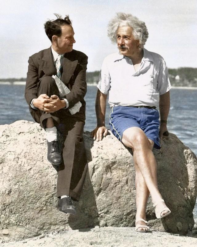 Albert Einstein. 1939