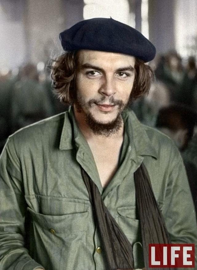 Che Guevara por Joseph Scherschel. 1959