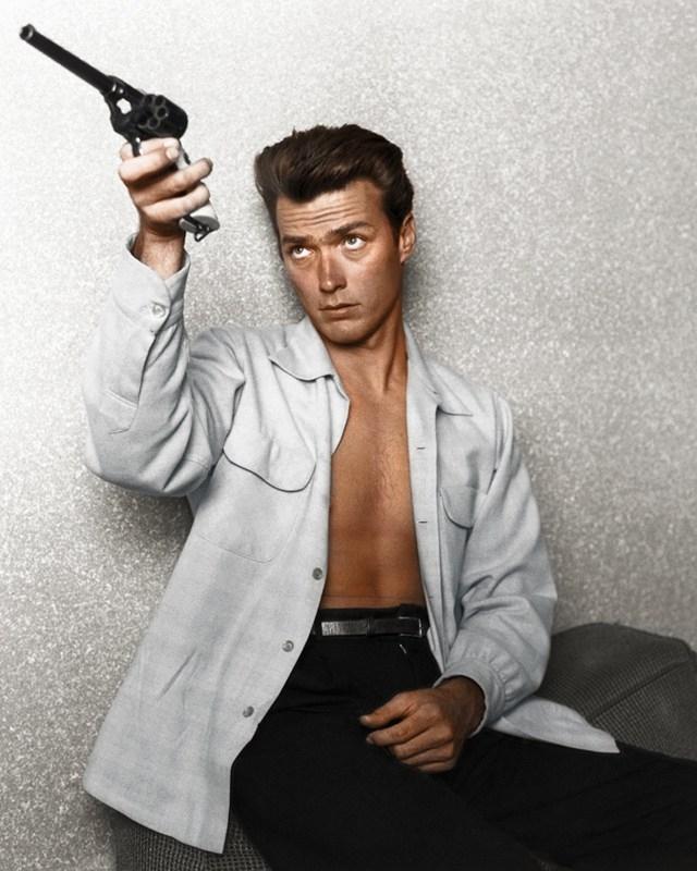 Clint Eastwood. 1960