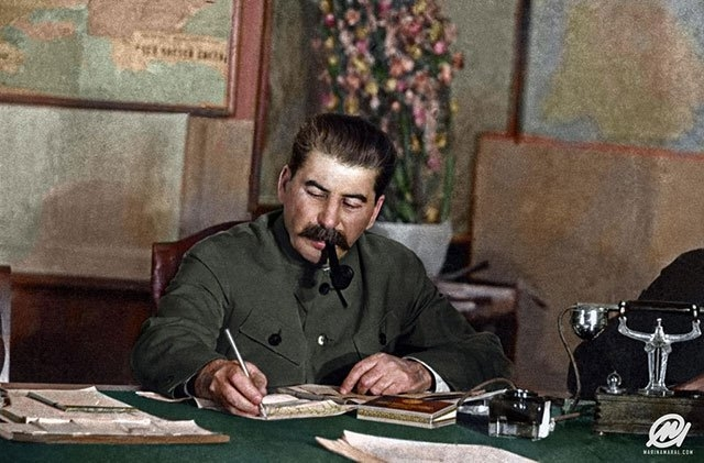 Joseph Stalin. 1935
