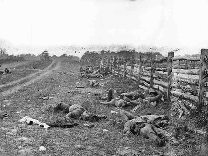 Batalha de Antietam, 1862