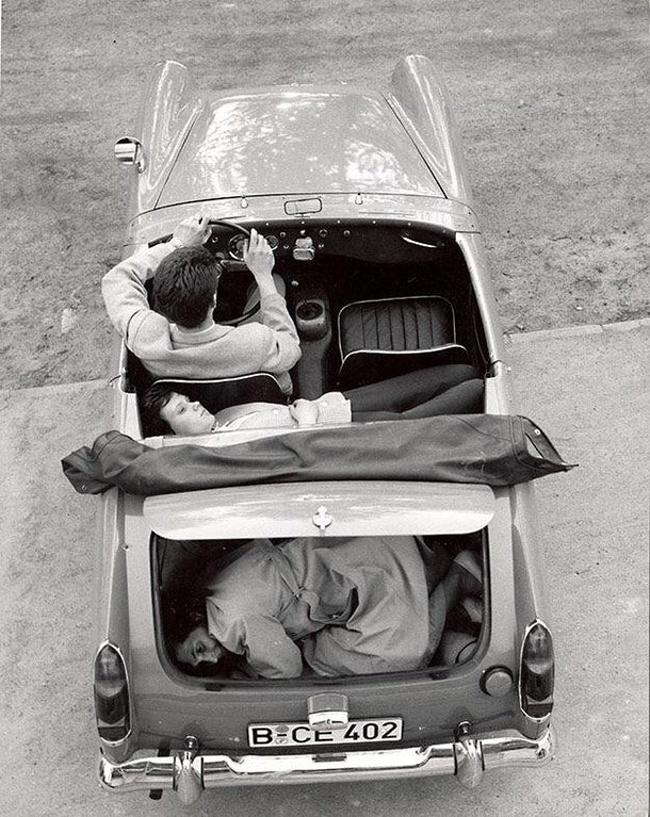 Fuga Berlim Oriental 1963