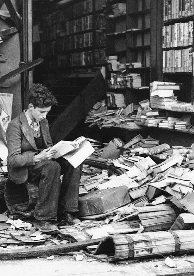 Livraria Londres 1940
