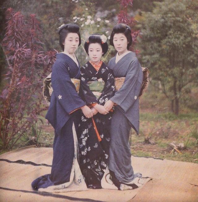 Kyoto, Japão, 1912