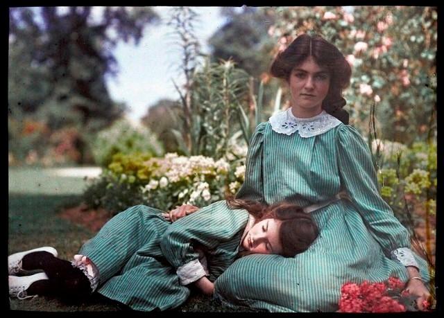 Irmãs, 1908