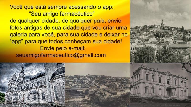 Galeria de Fotos de sua cidade