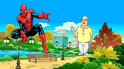 Homem Aranha -