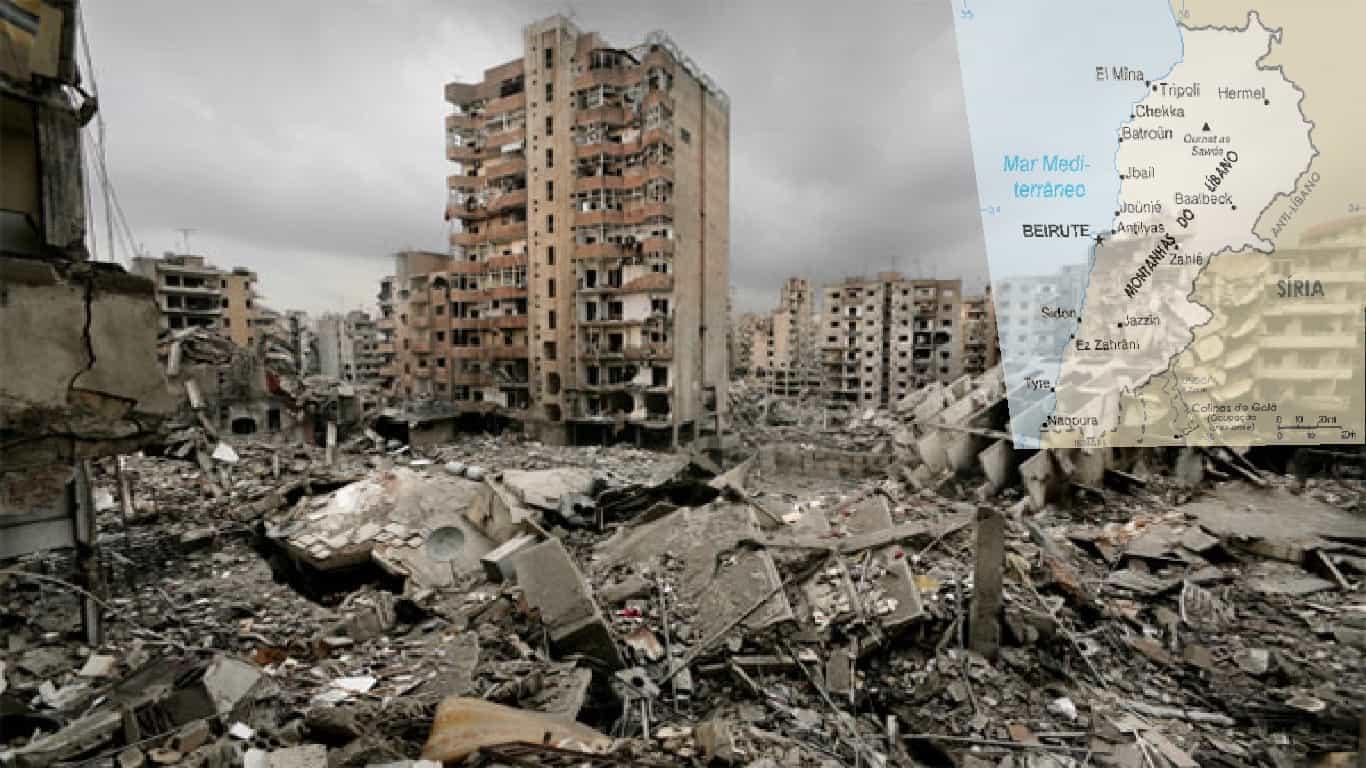 Instabilidade política no Líbano