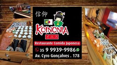 KOINONIA - Restaurante Comida Japonesa