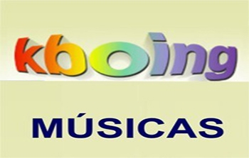 Kboing Músicas para Ouvir
