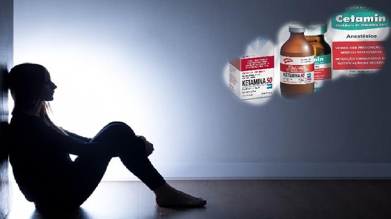 Ketamina (cetamina) para depressão: estudo investiga efeitos colaterais