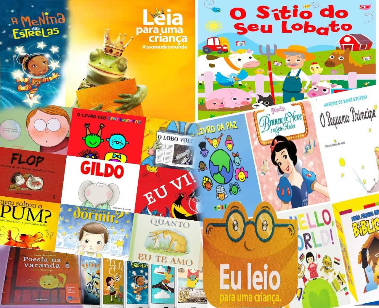 Livros - Digital - Crianças - Todas as Idades