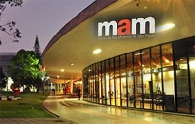 MAM - Museu de Arte Moderna de São Paulo
