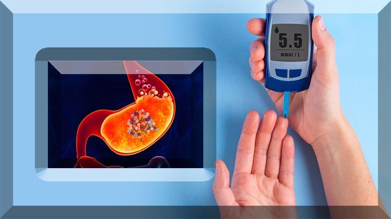 Medicamentos para azia melhoram o controle do açúcar no sangue em pessoas com diabetes