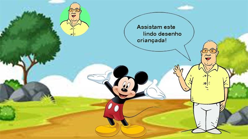 Mickey Mouse - A Grande Caçada