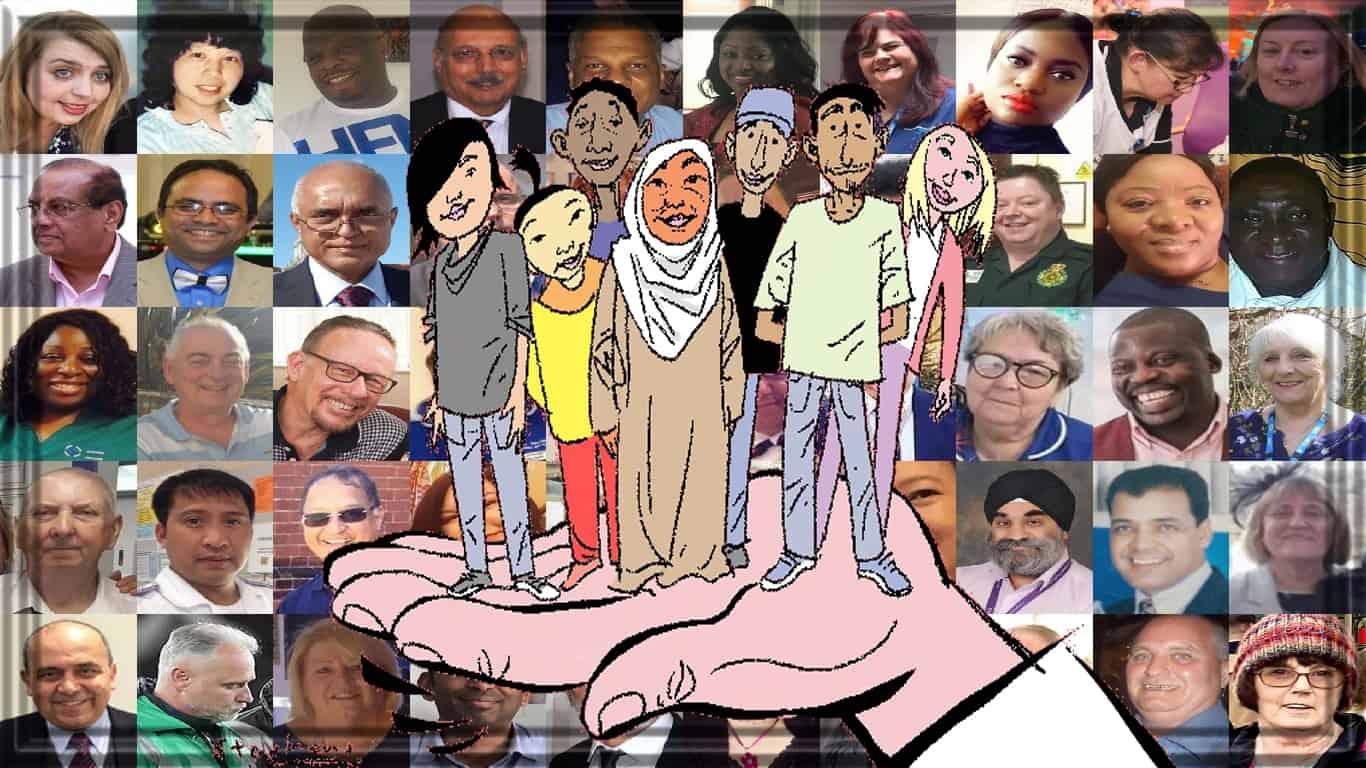 Minorias étnicas podem enfrentar maior risco de morte por COVID-19