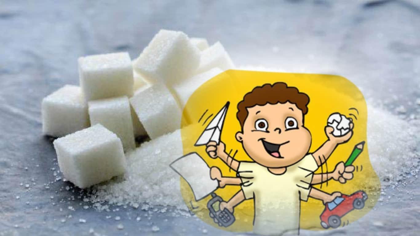 Mitos médicos: o açúcar torna as crianças hiperativas?