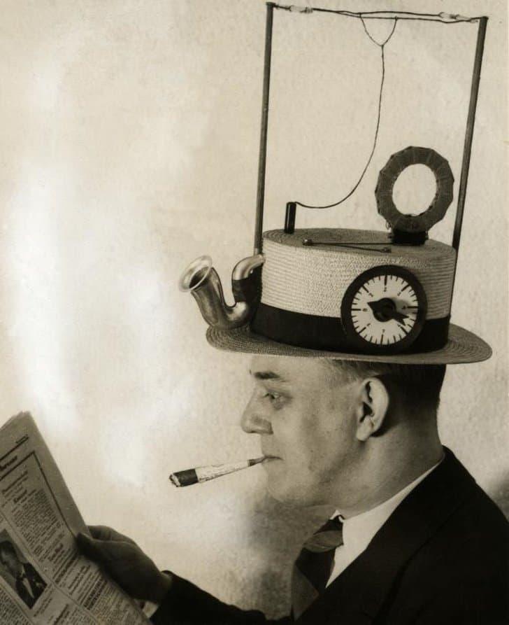 Rádio Portátil 1941