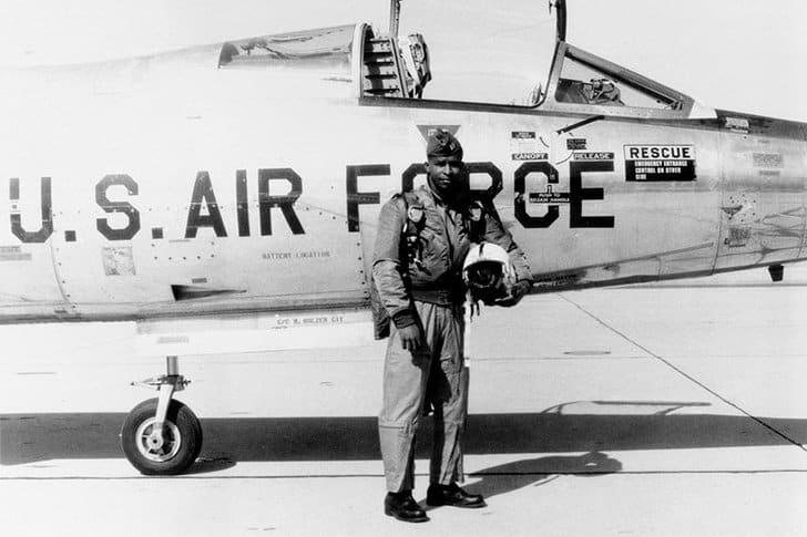 Robert Lawrence, astronauta afrodescendente