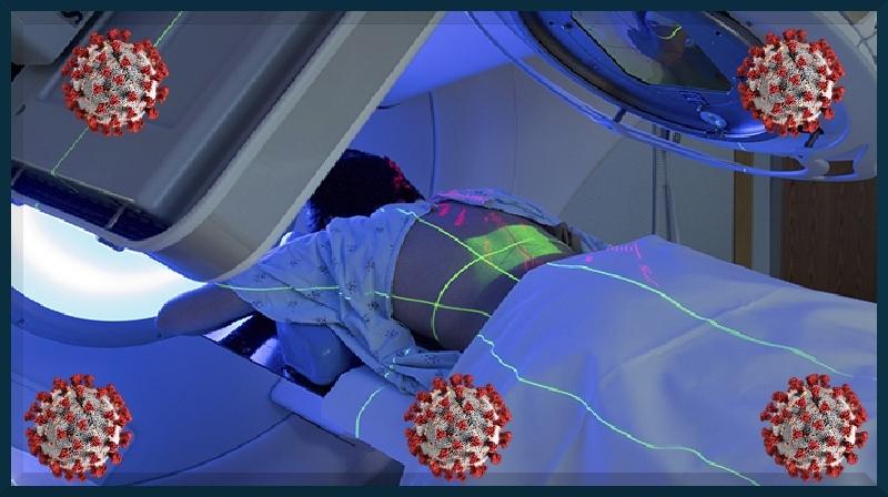 Mudanças dramáticas nos tratamentos de radioterapia devido ao COVID-19