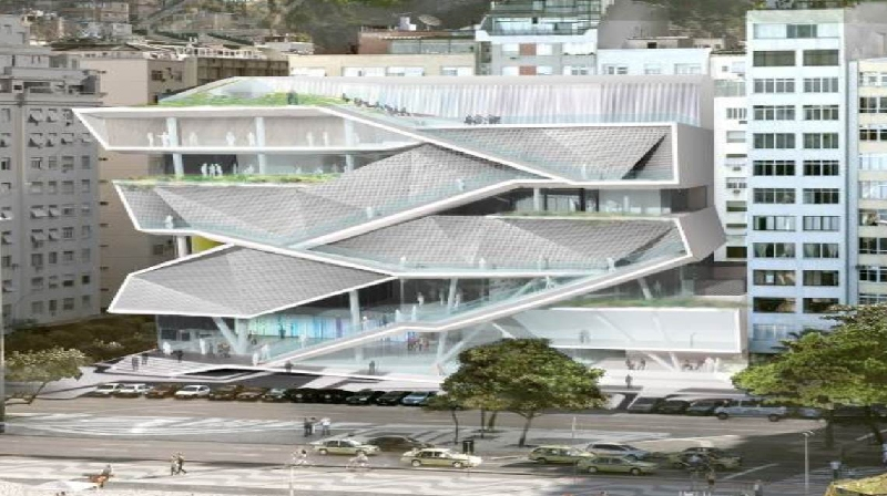Museu de Imagem e Som - Rio de Janeiro