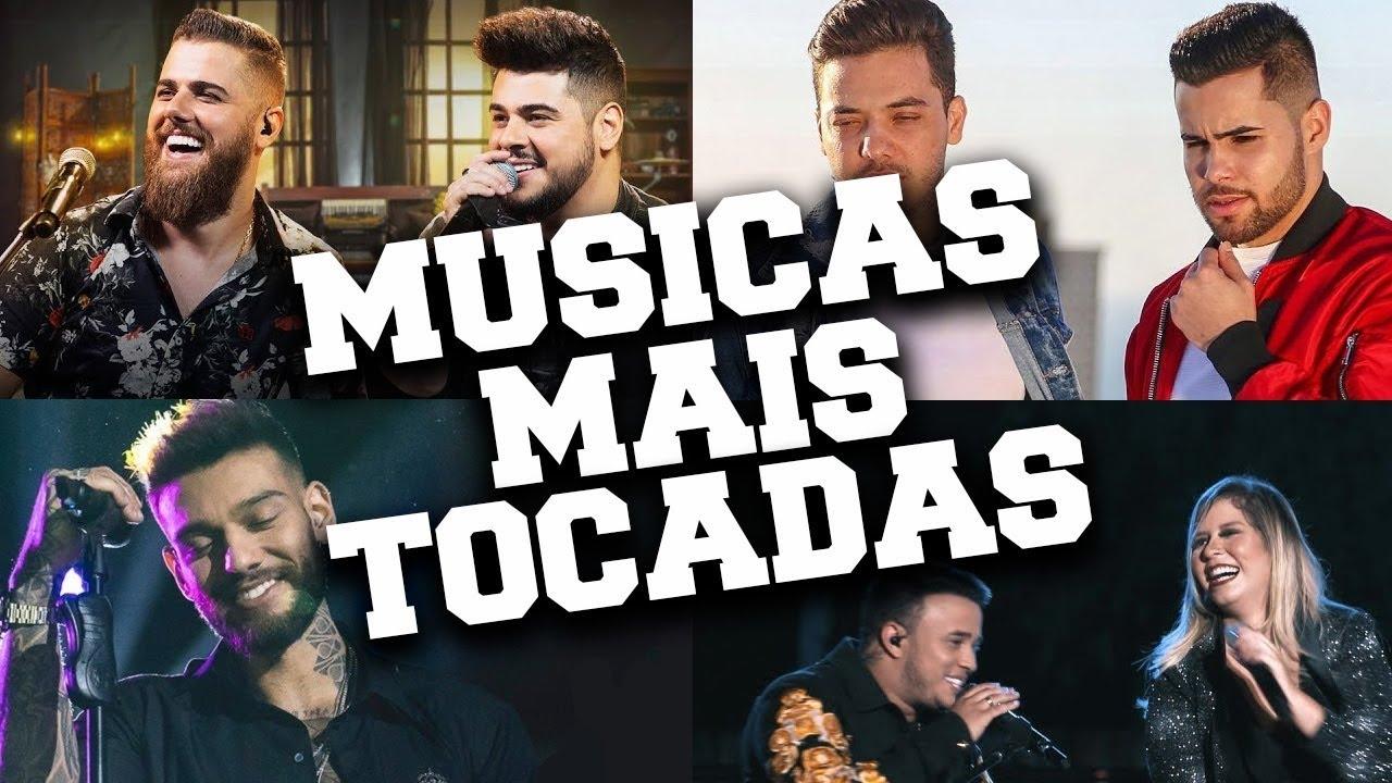 Músicas Mais Tocadas no Brasil