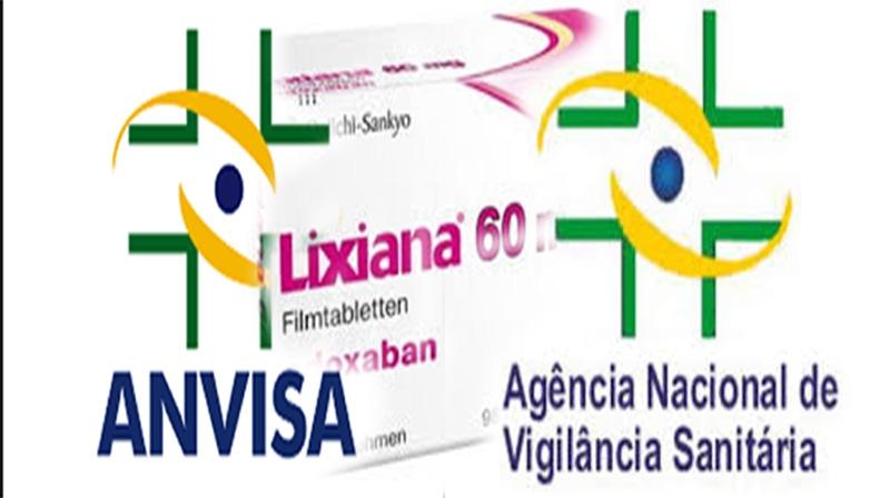 Novo anticoagulante oral é aprovado no Brasil