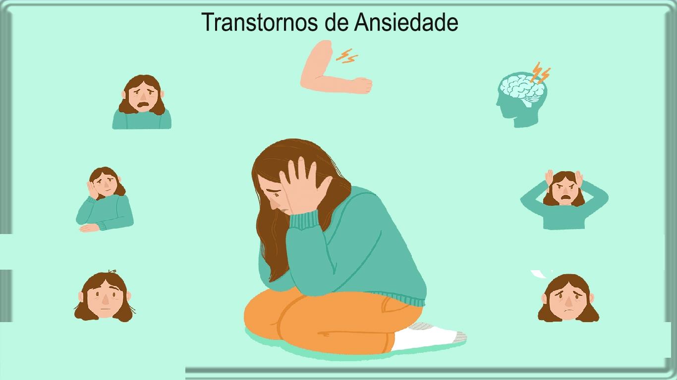 Novo estudo reavalia fatores ligados a transtornos de ansiedade