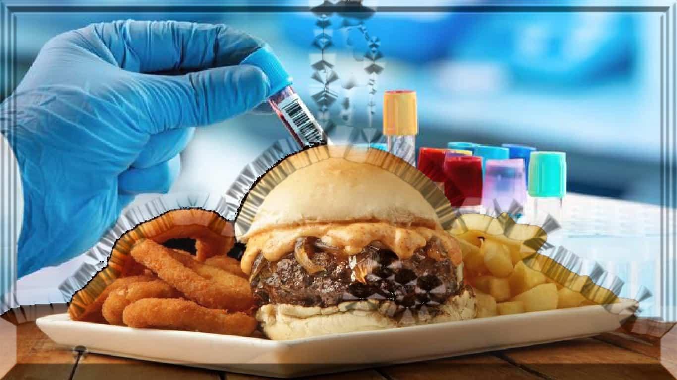 Novo teste infalível para rastrear as gorduras que comemos