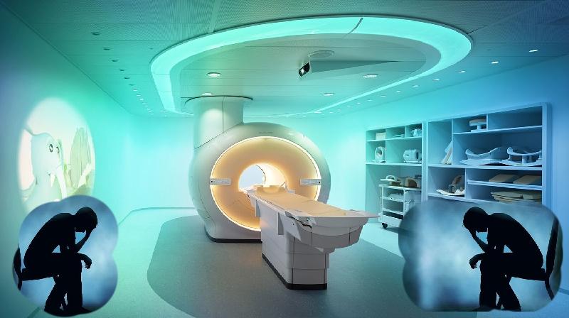 Novos exames de ressonância magnética revelam características cerebrais da depressão