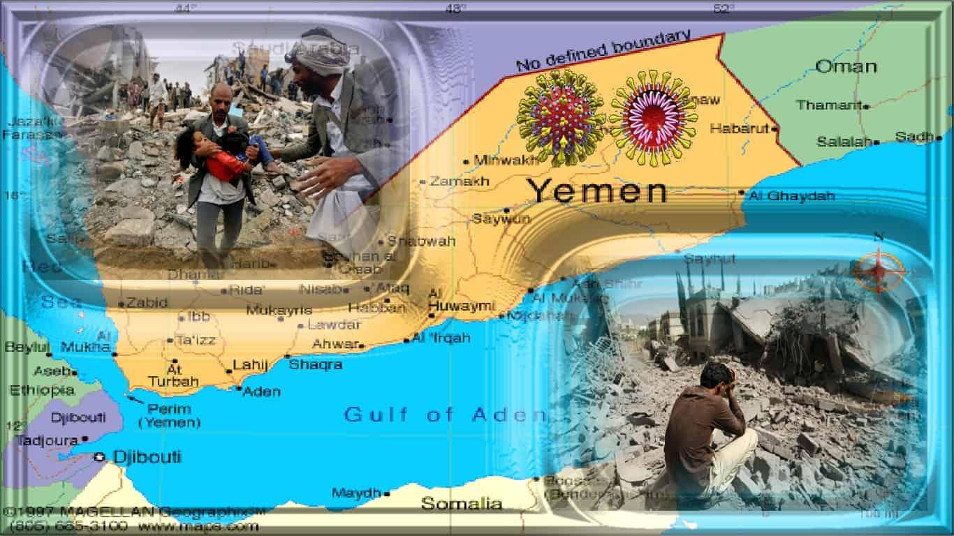 O Iêmen estava enfrentando a pior crise humanitária do mundo. Então o coronavírus atingiu...